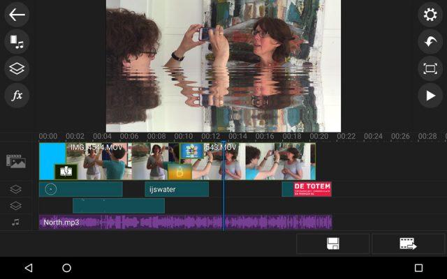 Samsung video monteren